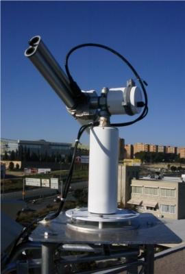 Euroskyrad Instrumentation